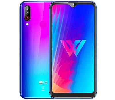 LG W21 Price in South Africa