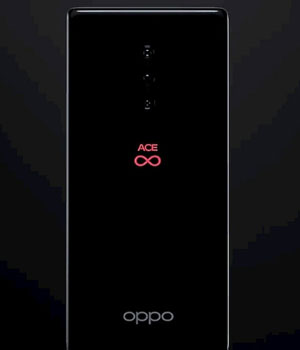 Oppo Ace Infinity Price in South Korea