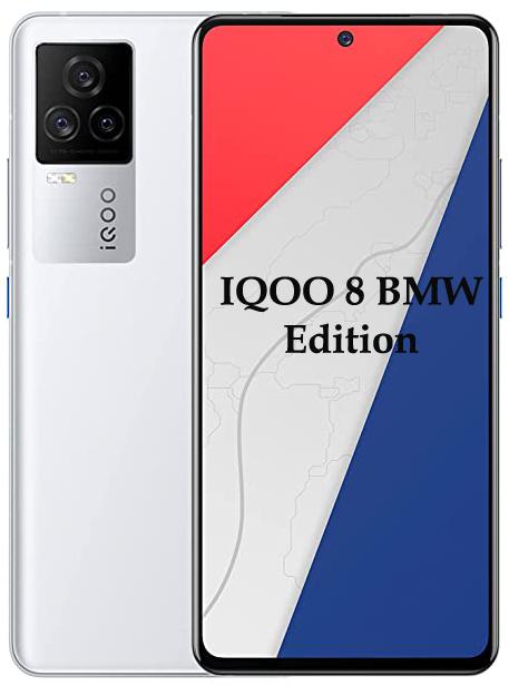 IQOO 8 BMW Edition Price