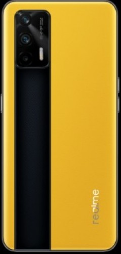 Realme GT 5G Bumblebee Leather Edition