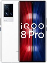 IQOO 8 Pro 12GB RAM
