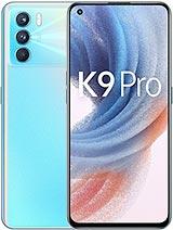 Oppo K9 Pro Neon Silver Sea Color