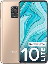 Redmi Note 10 Lite 6GB RAM