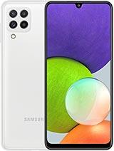 Samsung Galaxy A22 6GB RAM