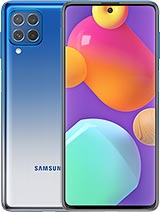 Samsung Galaxy M62 256GB ROM