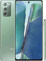 Samsung Galaxy Note 20 5G Price in Thailand